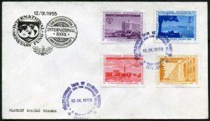 12 Eylül 1955 - Milletlerarası İmar ve Kalkınma Bankası