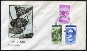 26 Eylül 1955 - Beynelmilel X. Yol Kongresi