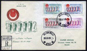 22 Ekim 1955 - Nüfus Sayımı