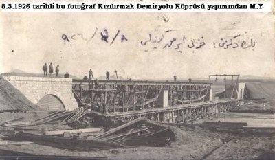Kızılırmak Demiryolu Köprüsü