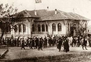 Birinci Meclis Binası (1920)