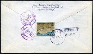 2 Nisan 1956 - Türk Tarih Kurumu'nun Kuruluşunun 25'inci Yılı