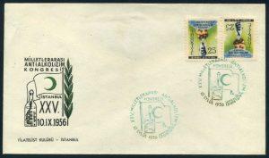 10 Eylül 1956 - XXV. Milletlerarası Antialkolizm Kongresi
