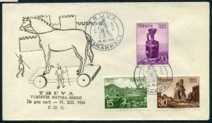 31 Aralık 1956 - Truva Turistik