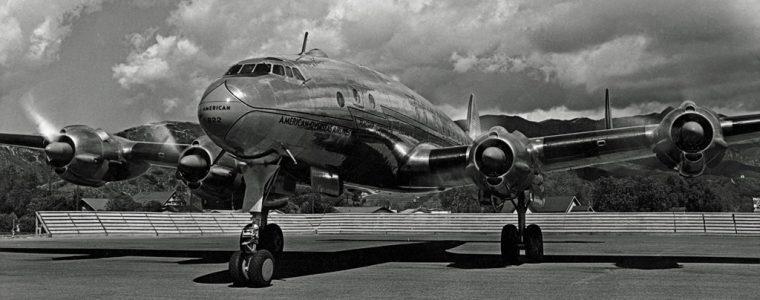 FAM 18-43A/ Ankara – Londra İlk Uçuşu