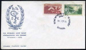 28 Ağustos 1955 - 18'inci Beynelmilel Askerî Tababet Kongresi