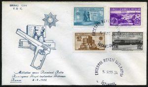 5 Eylül 1955 - Milletlearası Kriminel Polis Umumî Heyet Toplantısı