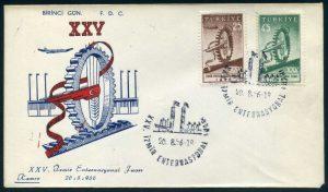 20 Ağustos 1956 - XXV. İzmir Enternasyonal Fuarı