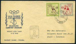 8 Aralık 1956 - Melbourne Olimpiyat Oyunları