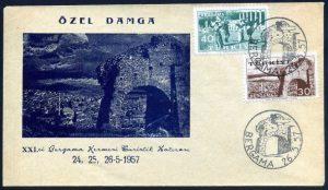 24 Mayıs 1957 – Bergama Kermes Oyunları