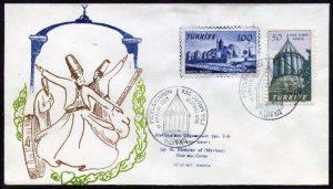 17 Aralık 1957 – Mevlana'nın Doğumunun 750'nci Yılı