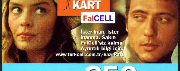 Turkcell Hazır Kart 5. Emisyon (Ben Özgürüm)