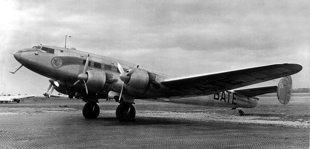 Uçak Postası 1950