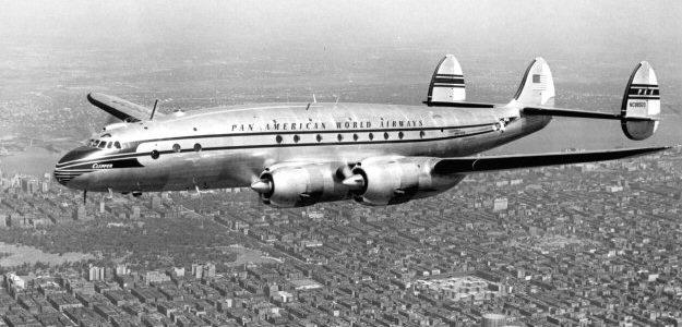 FAM 18-85A/ Şam – İstanbul İlk Uçuşu