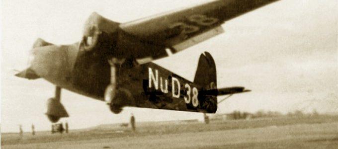 Uçak Postası 1948