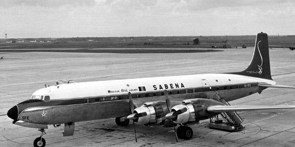 1958 Yılı İlk Uçuşları